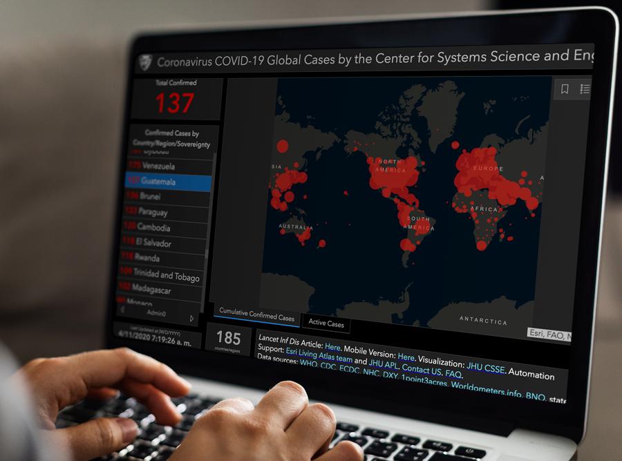 Importancia de los sistemas de información geográfica en la gestión de riesgos